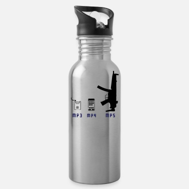 Mp3 mp3 mp4 mp5 - Water Bottle