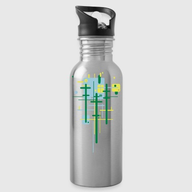 under water - Water Bottle