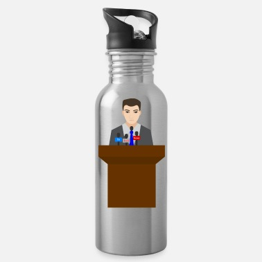 News news - Water Bottle