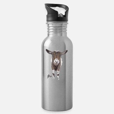 Goat! - Water Bottle