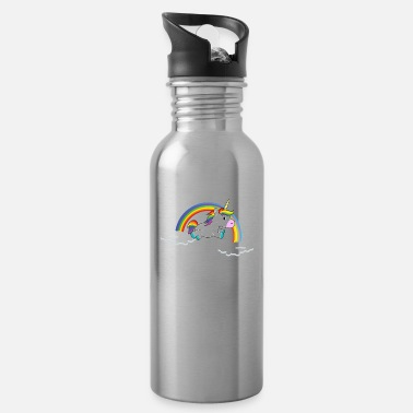 Care Hope Your Summer Is Magical - Water Bottle