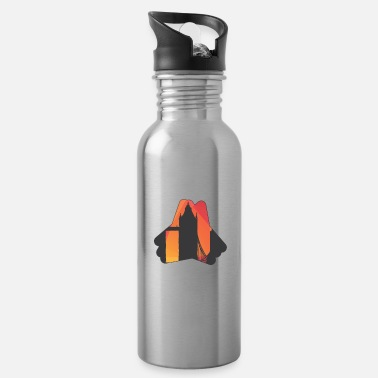 Urban urban - urban area - shirt - Water Bottle