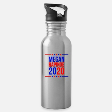 megan rapinoe marchandise - Water Bottle