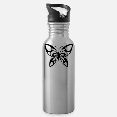 Animal Animal Animals Animals Tribal 2025041 - Water Bottle