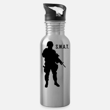 Swat Swat - Water Bottle