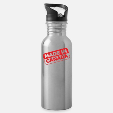 Canada Made in Canada - Water Bottle