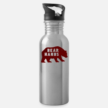 Bear Hands - Water Bottle