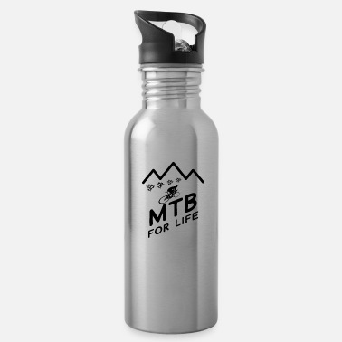 Bike Mountain Bike Mountain Bike Mountain Bike - Water Bottle