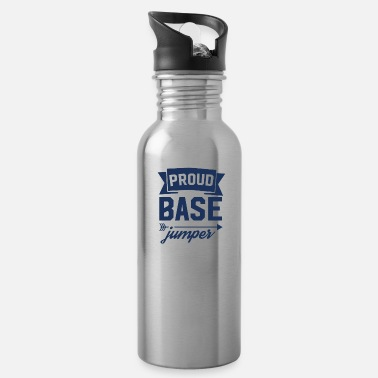 Jumper Base Jumper Base Jumper Base Jumper Base Jumper - Water Bottle