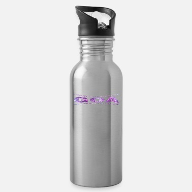 Goa LOVE TECHNO GESCHENK goa pbm GOA goa - Water Bottle