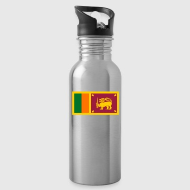 Sri Lanka - Water Bottle