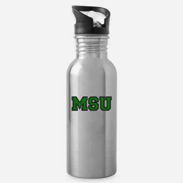 State Michigan State Spartans - Water Bottle