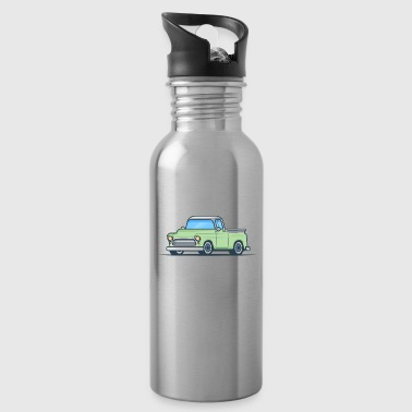 Green Pickup - Water Bottle