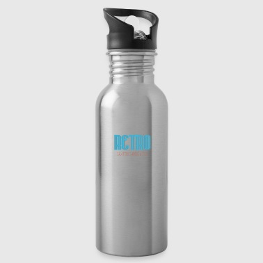 Retro logo - Water Bottle