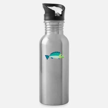Thw Kiel Fish - Water Bottle