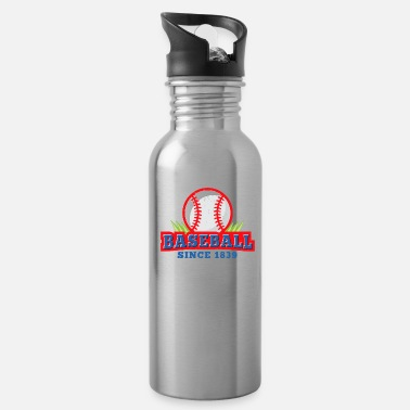 Baseball Baseball - Water Bottle