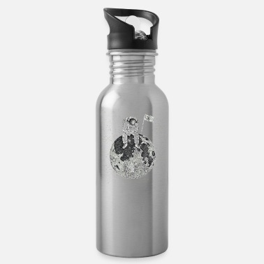 Selection astraunot thinking - Water Bottle