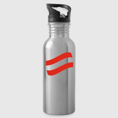 Austria Austria gift vacation flag map - Water Bottle
