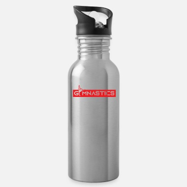 Gynastic Exercises gymnastics gift school sports children - Water Bottle