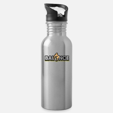 Gynastic Exercises Balance Gymnastics Kids Sport Gift Athlete - Water Bottle