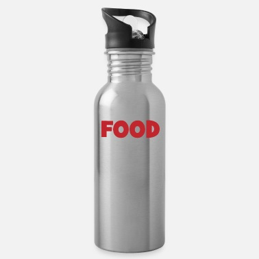 Food food - Water Bottle