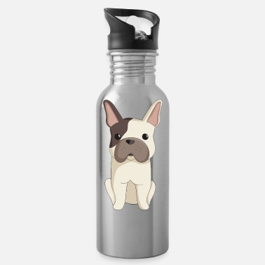 Bulldog French Bulldog~ - Water Bottle
