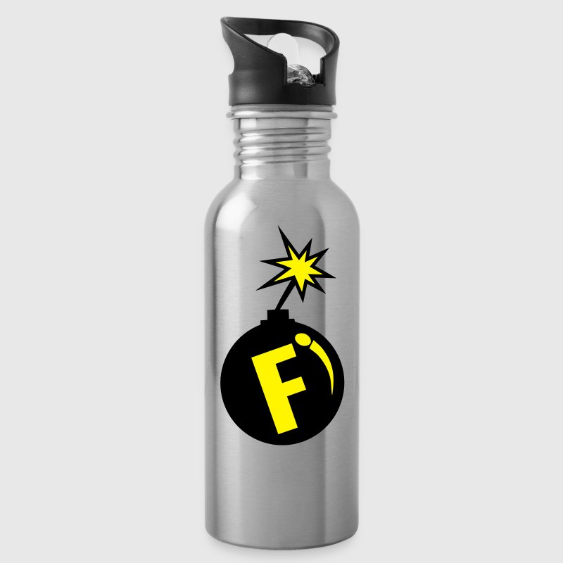 F-Bomb - Water Bottle