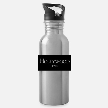 Hollywood 1903 - Cups and Mugs - Water Bottle