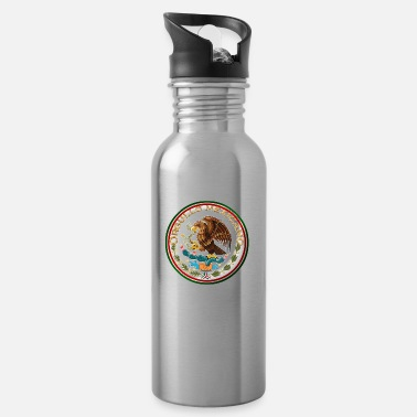 Mexicano ORGULLO MEXICANO (MEXICAN PRIDE) - Water Bottle
