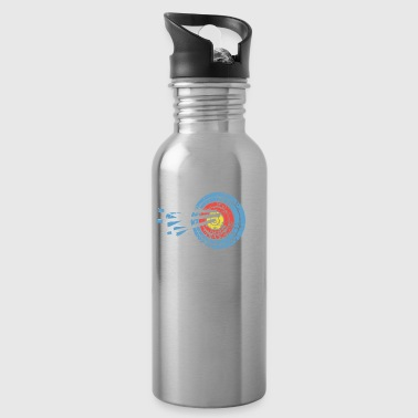 My Idea Of Group Therapy T Shirt - Water Bottle
