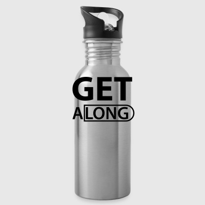 Get Along - Water Bottle