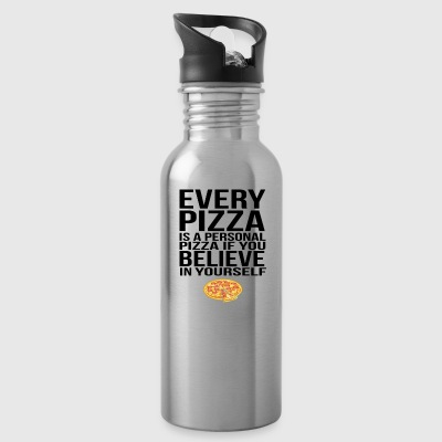 Pizza gift for Pizza Makers - Water Bottle