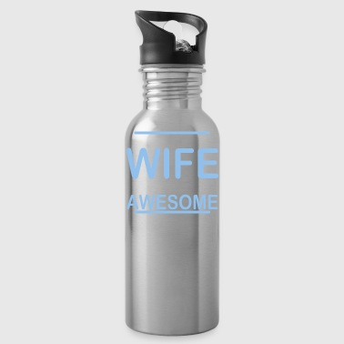My husband s wife - Water Bottle