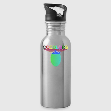 cocolors - Water Bottle