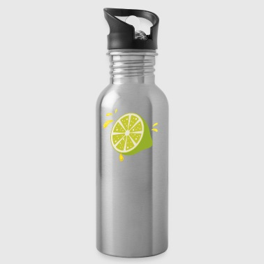 Make Lemonade When Life Gives You Lemons - Water Bottle