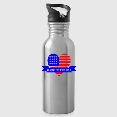 Made in the USA - Water Bottle