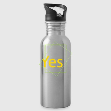 Yes - Water Bottle