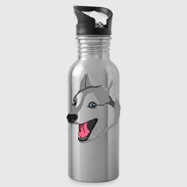 husky - Water Bottle