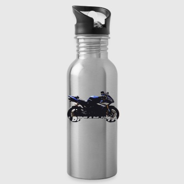 I don't snore, I dream I'm a motorcycle - Water Bottle