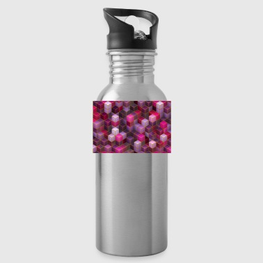 cube surface - Water Bottle