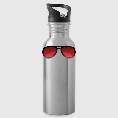 Sunglasses at Night / Gift Idea - Water Bottle