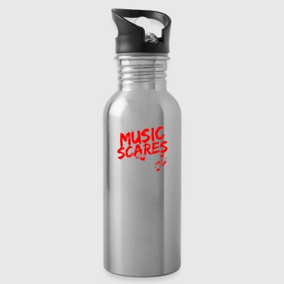 DJ Music Sound Rock Party Gift - Water Bottle