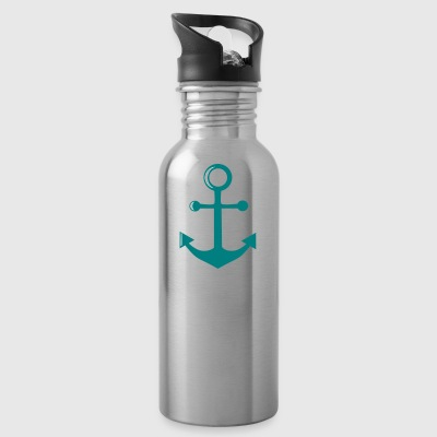anchor - Water Bottle