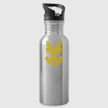 halo 3 odst - Water Bottle