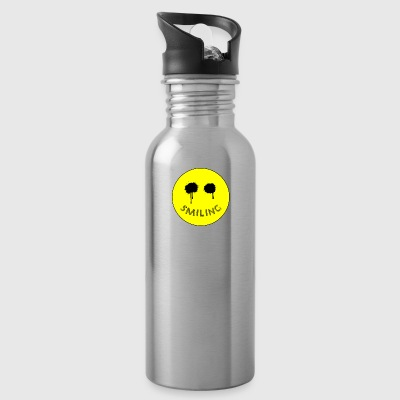Smiling - Water Bottle