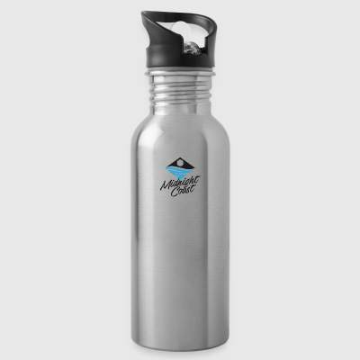 Midnight Coast Logo - Water Bottle