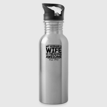 awesomewife - Water Bottle