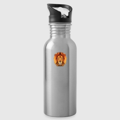 THE LION OF THE JUNGLE - Water Bottle