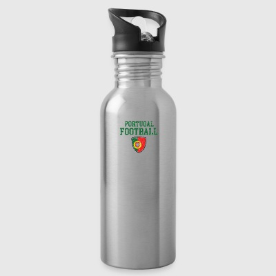 Portugal football designs - Water Bottle