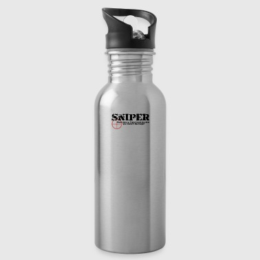 Sniper Hear - Water Bottle